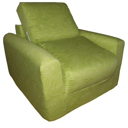 print - Fold Out Sleeper Chair