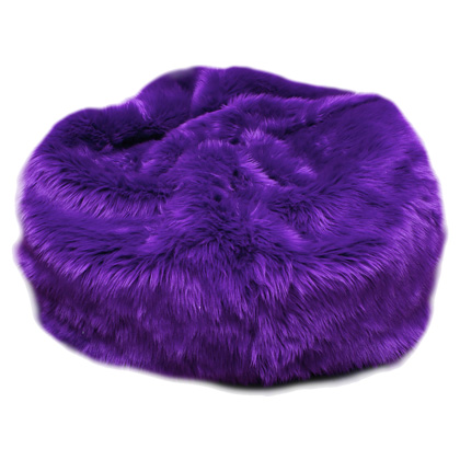 Bean bags fun furnishings for Kids fluffy chair